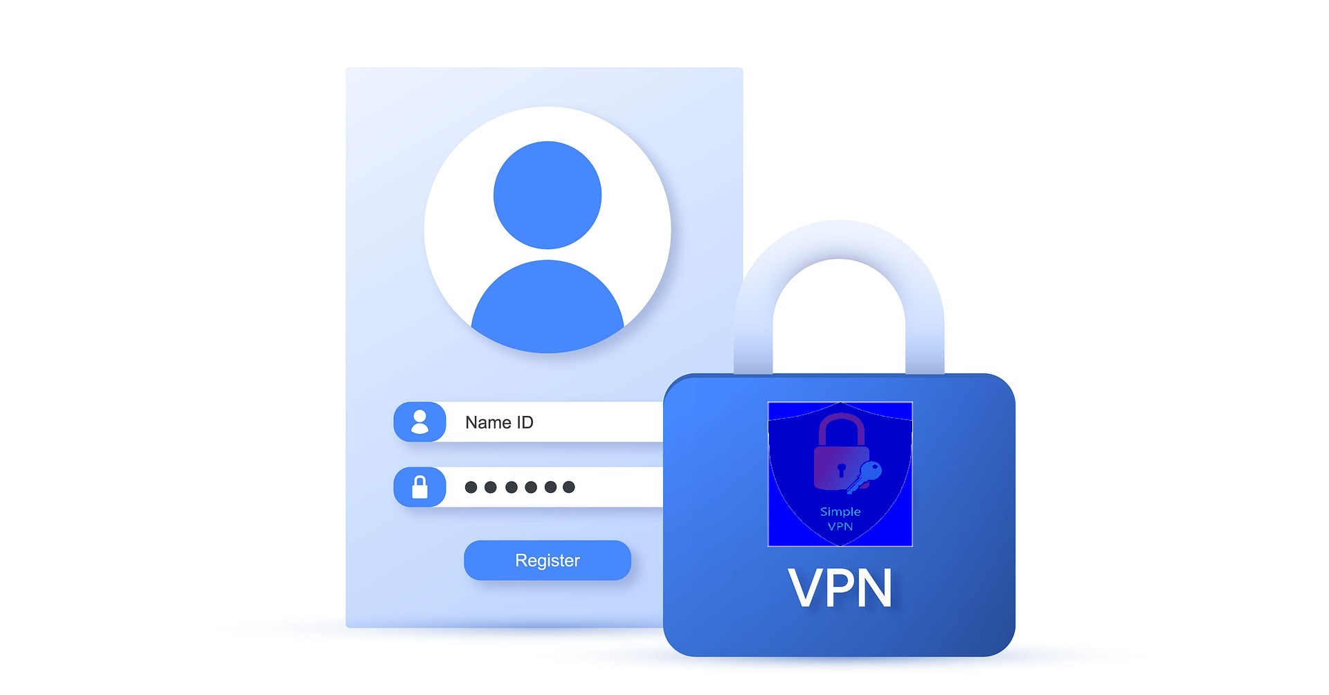 Control your use of Simple VPN. Change your Usernames and passwords